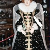 Wax figure of Elizabeth I