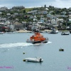 Poruan, Cornwall - view from Fowey