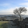 Middleton by Wirksworth, Derbyshire: Winter on Middleton Moor