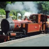 Steam at Douglas, Isle of Man