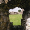 Magnificent ruin of Byland Abbey in Yorkshire... near Ampleforth Monastery