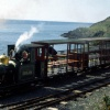 Groundle Glen Railway at sea terminus