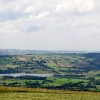 Tittesworth Reservoir seen from Morridge viewpoint