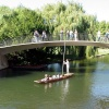 Punting on the Cam, Garret Hostel Bridge