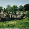 Cottages at Bibury, Gloucestershire