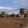 Derwent Edge, Derbyshire: the Wheel Stones