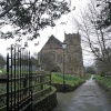 Tutbury, Staffordshire: Tutbury Church