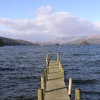 Jetty at Bowness on Windermere