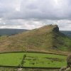 The Roaches, in the Staffordshire Moorlands in the Peak District National Park