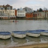 Mitre Inn, Hampton Court Bridge, East Molesey