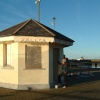 Kelly's Ice-Cream Shack in Maryport, Cumbria