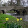 Bridge over the River Arrow, Pembridge, Herefordshire