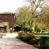 Tea-rooms and gardens:Royal Victoria Country Park Hampshire