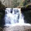 Harden Waterfall, Harden, West Yorkshire
