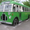 1950s Lincolnshire Road Car bus