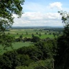 View from Corbet Wood (Grinshill), Shropshire