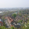 Town of Nottingham (view from the castle)