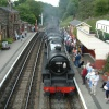Goathland Station Known as 'Heartbeat's' Aidensfield - North Yorkshire