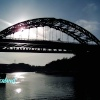 Wearmouth Bridge, Sunderland, Tyne & Wear