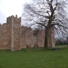 Framlingham Castle, Suffolk