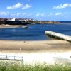 Cullercoats harbour. Tyne & Wear