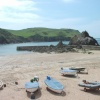 Outer Hope Cove, Devon