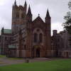 Buckfast Abbey in Buckfastleigh, Devon