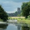 Fountains Abbey Nr Rippon Nrth Yorkshire