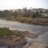 A View Of The River Tyne At Corbridge, Northumberland