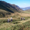 Waking in Rannerdale, Crummock Water, Cumbria