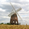 Windmill at Thaxted, Essex