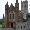 A picture of Buckfast Abbey