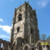A picture of Fountains Abbey