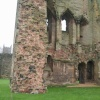 Mary Queens of Scots slept here - Ashby-de-la Zouch Castle, Derbyshire. - November 2004
