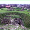 Sandal Castle, Wakefield, West Yorkshire