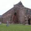 Holme Cultram Abbey, Abbey Town, Near Silloth, Cumbria