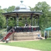 Buxton, Derbyshire, The Bandstand