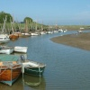 Mooring, Agar Creek, Blakeney