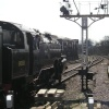 Bluebell Railway at Horsted Keynes, West Sussex