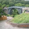 Ironbridge, Shropshire birthplace of the Industrial Revolution