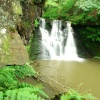 Harden Waterfall near bingley, West Yorkshire