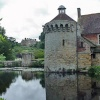 A picture of Scotney Castle