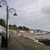 Lyme Regis under construction