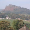 Hen Cloud, The Roaches, Staffordshire -