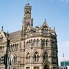 Bradford in West Yorkshire