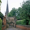 Castle View and St Mary-de Castro in Leicester - June 2005