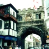 High Street Gate in Salisbury, Wiltshire
