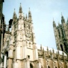Canterbury Cathedral in Canterbury