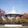 Greenwich Park Bandstand in Autumn 2003