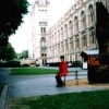 London - Natural History Museum, Sept 1996